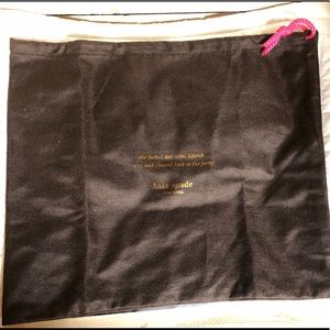 Kate Spade dust cover